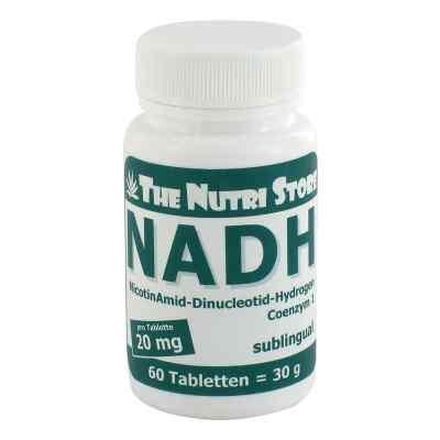 Nadh 20 mg stabil Tabletten  bei apo-discounter.de bestellen