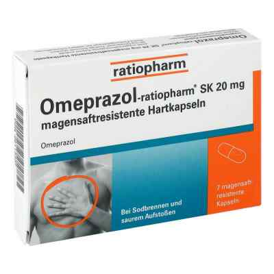 Omeprazol-ratiopharm SK 20mg  bei apo-discounter.de bestellen