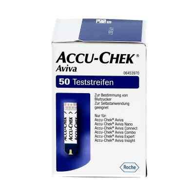 Accu Chek Aviva Teststreifen Plasma Ii  bei apo-discounter.de bestellen