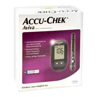 Accu Chek Aviva Iii Set mg/dl  bei bioapotheke.de bestellen