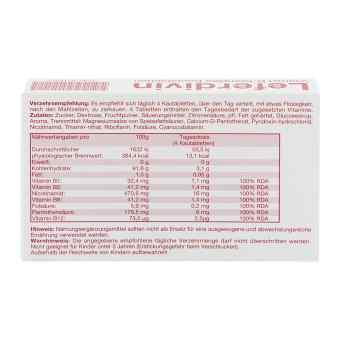 Leferdivin Vitamin B Komplex Kautablette  bei apo-discounter.de bestellen