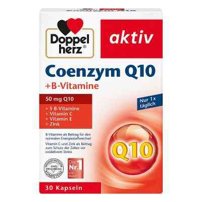 Doppelherz Coenzym Q10 + B Vitamine Kapseln  bei apo-discounter.de bestellen