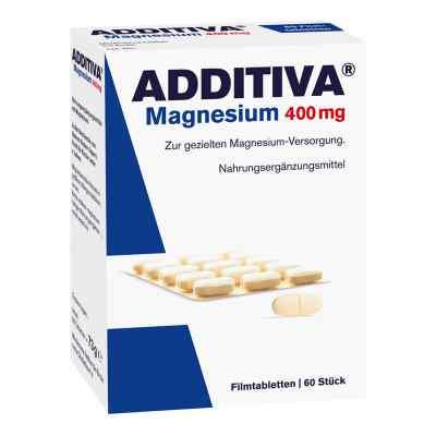 Additiva Magnesium 400 mg Filmtabletten  bei apo-discounter.de bestellen