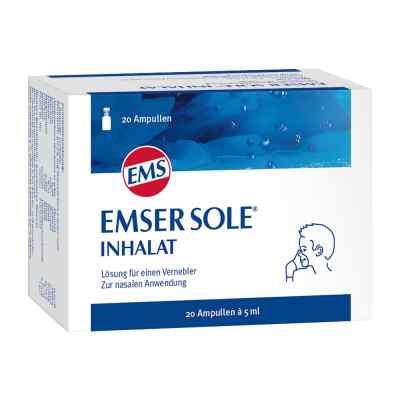 Emser Sole Inhalat Lösung für einen Vernebler  bei apo-discounter.de bestellen