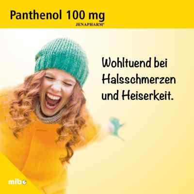 Panthenol 100 mg Jenapharm Tabletten  bei apo-discounter.de bestellen