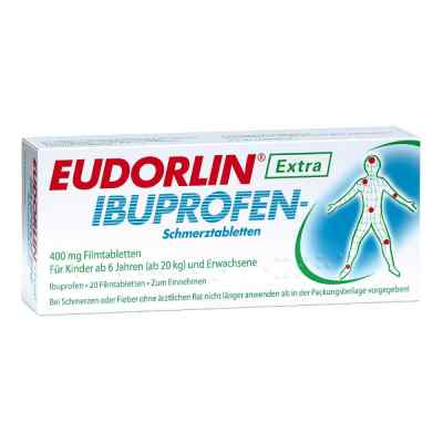 EUDORLIN Extra Ibuprofen-Schmerztabletten