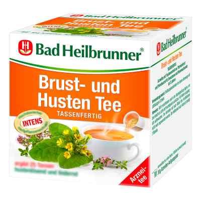 Bad Heilbrunner Brust- und Hustentee