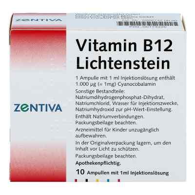 Vitamin B12 1000 [my]g Lichtenstein Ampullen  bei apo-discounter.de bestellen