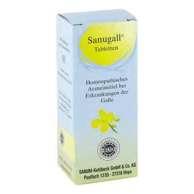 Sanugall Tabletten  bei apo-discounter.de bestellen