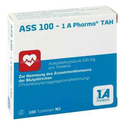ASS 100-1A Pharma TAH  bei apo-discounter.de bestellen