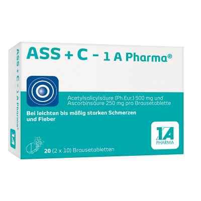 ASS+C-1A Pharma bei apo-discounter.de bestellen
