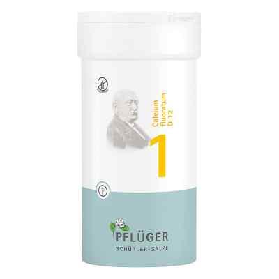 Biochemie Pflüger 1 Calcium fluor.D 12 Tabletten  bei apo-discounter.de bestellen