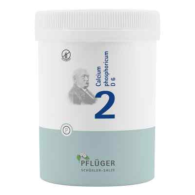 Biochemie Pflüger 2 Calcium phosphoricum D6 Tabletten  bei apo-discounter.de bestellen