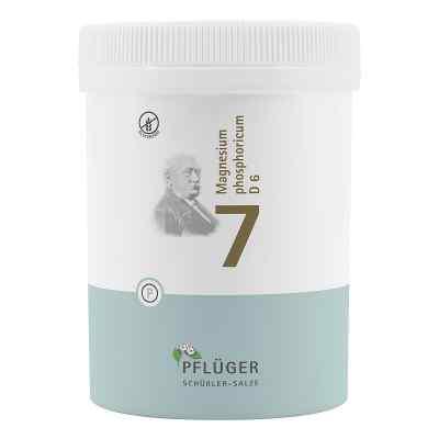 Biochemie Pflüger 7 Magnesium phosphoricum D  6 Tabletten  bei apo-discounter.de bestellen