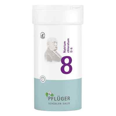 Biochemie Pflüger 8 Natrium chloratum D  6 Tabletten  bei apo-discounter.de bestellen