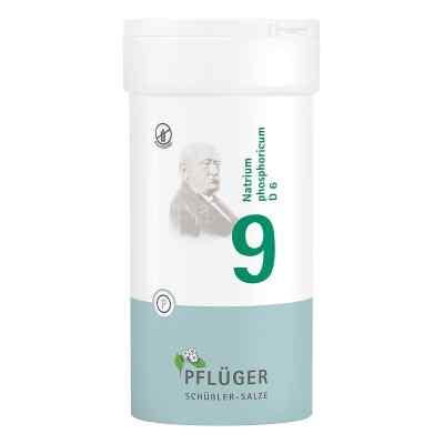 Biochemie Pflüger 9 Natrium phosphoricum D6 Tabletten  bei apo-discounter.de bestellen