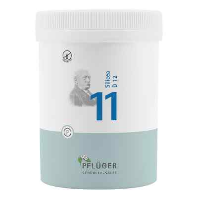Biochemie Pflüger 11 Silicea D 12 Tabletten  bei bioapotheke.de bestellen