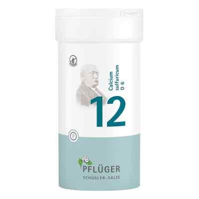 Biochemie Pflüger 12 Calcium Sulfur D6 Tabletten  bei apo-discounter.de bestellen