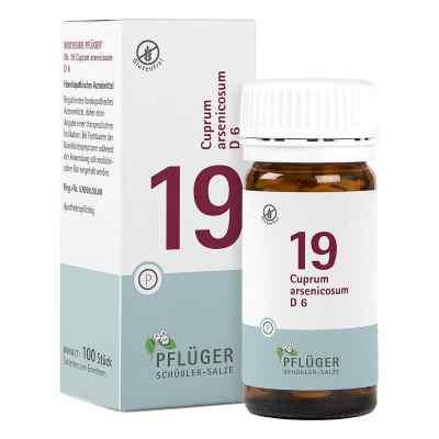Biochemie Pflüger 19 Cuprum arsenic.D 6 Tabletten  bei apo-discounter.de bestellen