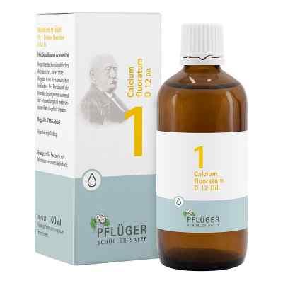 Biochemie Pflüger 1 Calcium fluor.D 12 Tropfen  bei apo-discounter.de bestellen