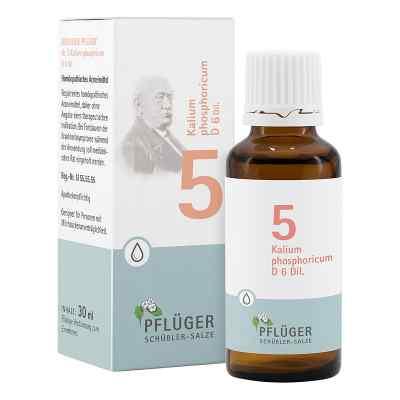 Biochemie Pflüger 5 Kalium phosphoricum D6 Tropfen  bei apo-discounter.de bestellen