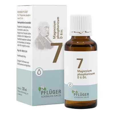 Biochemie Pflüger 7 Magnesium phosphoricum D6 Tropfen  bei apo-discounter.de bestellen