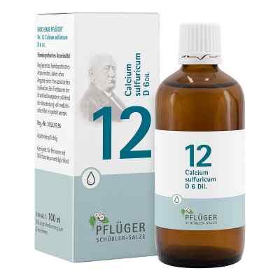 Biochemie Pflüger 12 Calcium Sulfur D6 Tropfen  bei apo-discounter.de bestellen