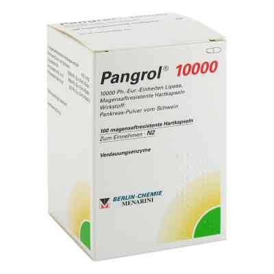 Pangrol 10000 100 stk von BERLIN-CHEMIE AG PZN 06324956