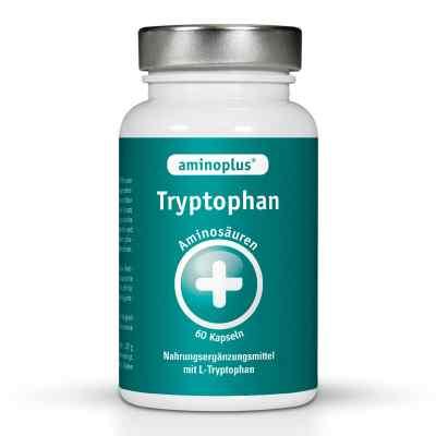 Aminoplus Tryptophan Kapseln  bei apo-discounter.de bestellen