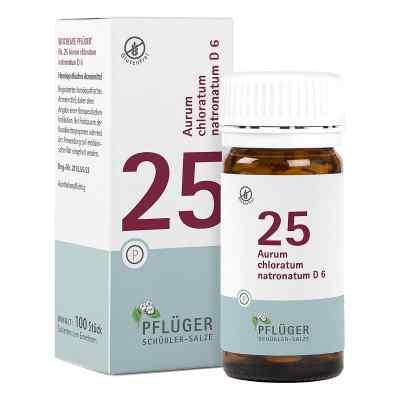 Biochemie Pflüger 25 Aurum chlor.natr.D 6 Tabletten  bei apo-discounter.de bestellen
