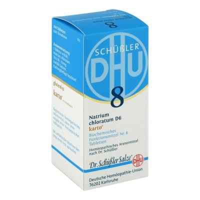 Biochemie Dhu 8 Natrium chlor. D 6 Karto Tabletten  bei apo-discounter.de bestellen