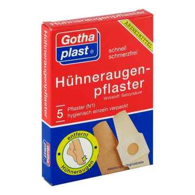 Gothaplast Hühneraugenpflaster  bei apo-discounter.de bestellen