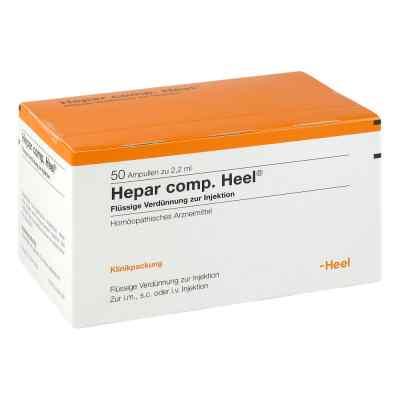 Hepar Comp.heel Ampullen  bei apo-discounter.de bestellen