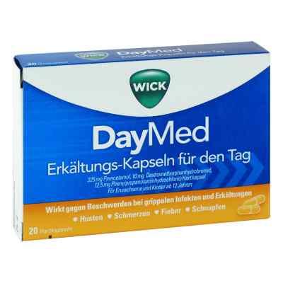 WICK DayMed Erkältungs-Kapseln für den Tag  bei apo-discounter.de bestellen