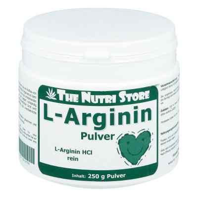 L-arginin Hcl rein Pulver  bei apo-discounter.de bestellen