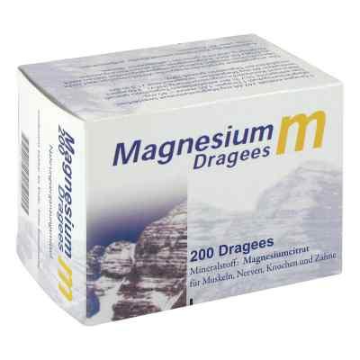 Magnesium M Dragees  bei apo-discounter.de bestellen