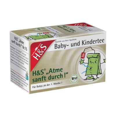 H&s Bio Kindertee Atme gut Filterbeutel
