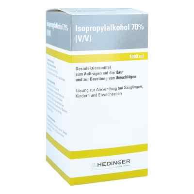 Isopropylalkohol 70% Hedinger  bei apo-discounter.de bestellen