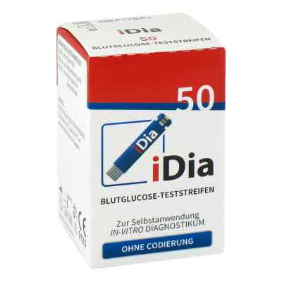 Ime Dc iDia Blutzuckerteststreifen  bei apo-discounter.de bestellen