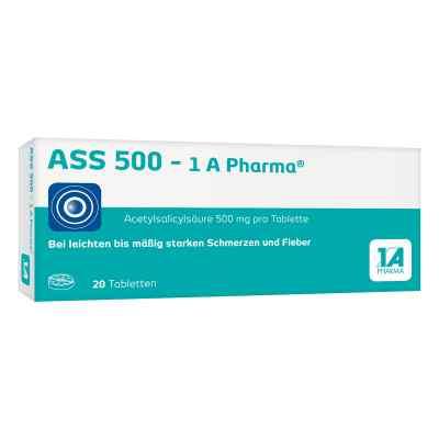 ASS 500 - 1A Pharma bei apo-discounter.de bestellen