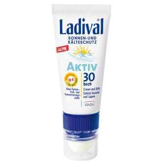 Ladival Aktiv Alpin Sonnen- und Kälteschutz Lsf 30