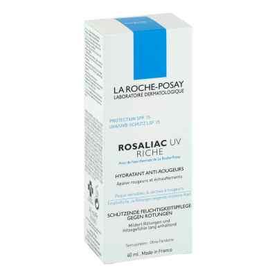 Roche Posay Rosaliac Uv Creme reichhaltig  bei apo-discounter.de bestellen