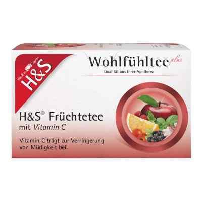 H&S Früchte mit Vitamin C Filterbeutel  bei apo-discounter.de bestellen