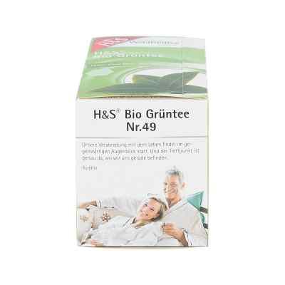 H&s Bio Grüntee Filterbeutel  bei apo-discounter.de bestellen