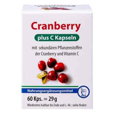 Cranberry + C Kapseln  bei apo-discounter.de bestellen