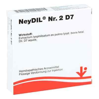 Neydil Nummer 2 D7 Ampullen  bei apo-discounter.de bestellen