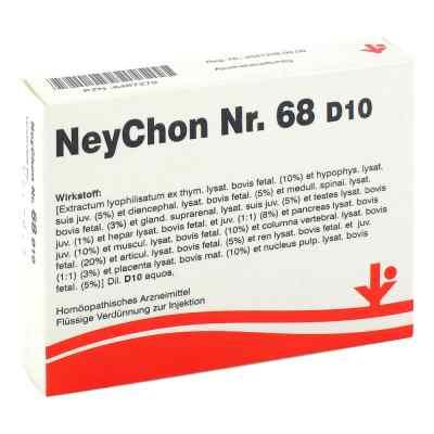 Neychon Nummer 6 8 D10 Ampullen  bei apo-discounter.de bestellen