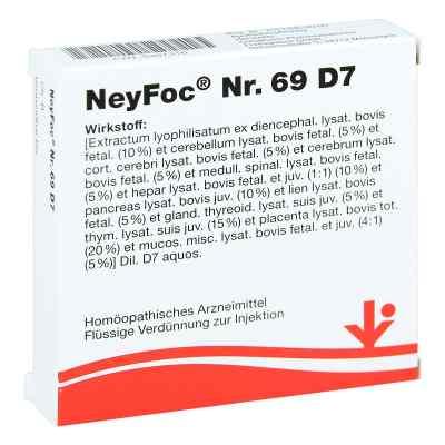 Neyfoc Nummer 6 9 D7 Ampullen  bei apo-discounter.de bestellen