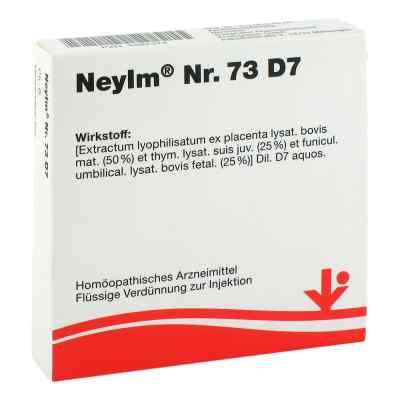 Neyim Nummer 7 3 D 7 Ampullen