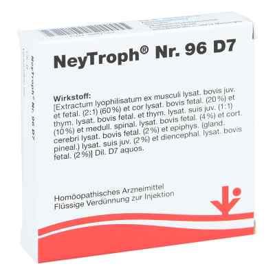 Neytroph Nummer 9 6 D 7 Ampullen